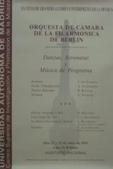 22 de enero de 1993. XX Ciclo de Autores e Intérpretes de la Música