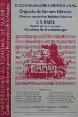 21 y 22 de enero de 1994. XXI Ciclo de Grandes Autores e Intérpretes de la Música