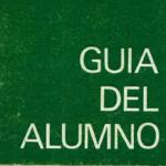 Las primeras asignaturas (desde 1972)